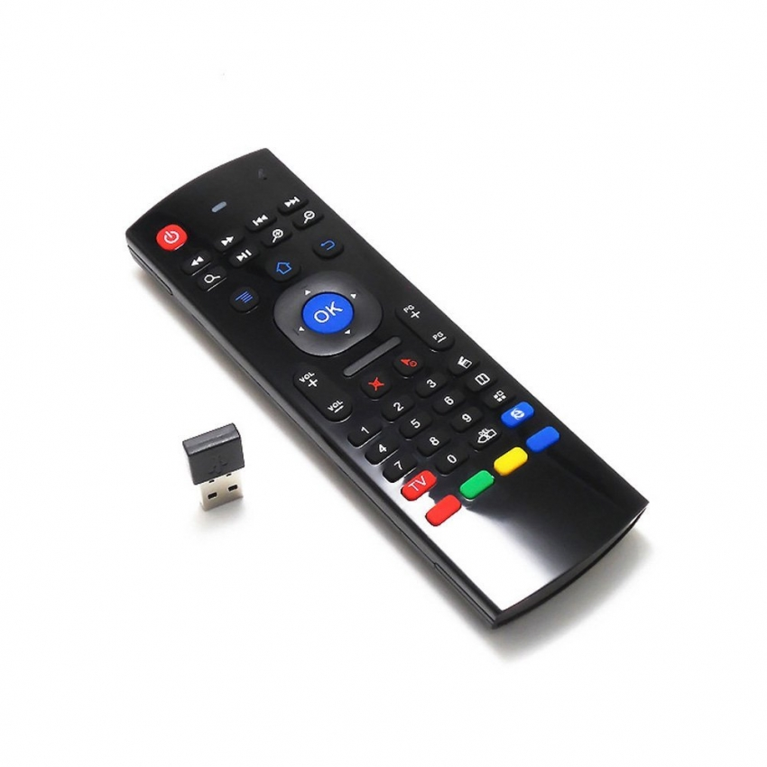 Telecomando per smart tv box ita store for Telecomando smart tv