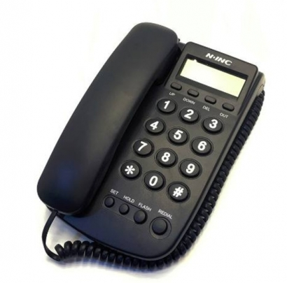 N-INC KX-T078CID PHONE WITH CALLER ID
