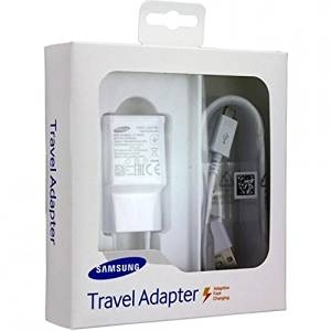 Samsung alimentatore + cavo microusb, fast charge, 15w, 2a, 1.5m, blister