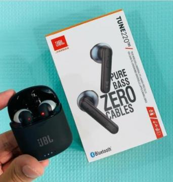 JBL TUNE220 TWS true wireless bluetooth earphones