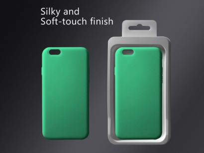 Cover 04 custodia in silicone per Huawei Y6 2018