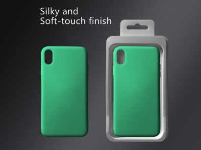 Cover 04 custodia in silicone per Huawei Y7 2019