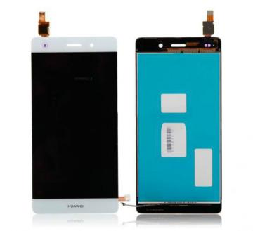 TOUCHSCREEN + DISPLAY LCD DISPLAY COMPLETO SENZA FRAME PER HUAWEI P8 LITE