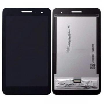 TOUCHSCREEN + DISPLAY LCD DISPLAY COMPLETO SENZA FRAME PER HUAIWEI MEDIAPAD T1 T1-701 T1-701U