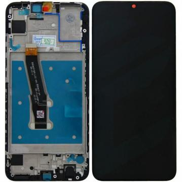 DISPLAY LCD + TOUCHSCREEN DISPLAY COMPLETO + FRAME PER HUAWEI P SMART 2019