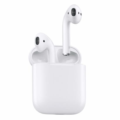 Apple AirPods 2 Gen. ricarica con cavo