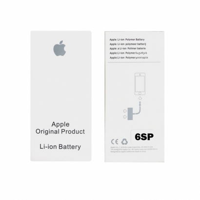 Apple Batteria Originale per iPhone 6 s + plus Blister