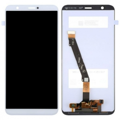 TOUCHSCREEN + DISPLAY LCD DISPLAY COMPLETO SENZA FRAME PER HUAWEI P SMART / ENJOY 7S