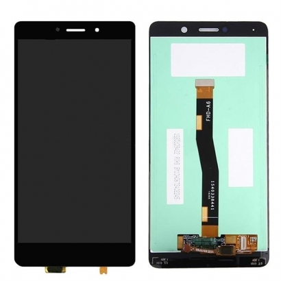 Display lcd + touch completo senza frame per Huawei Mate 9 lite / Honor 6x / GR5 2017 originale