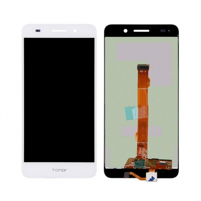 "Display lcd + touch completo senza frame per Huawei Honor 5a / Y6 II / Y6 II 5.5"" originale"