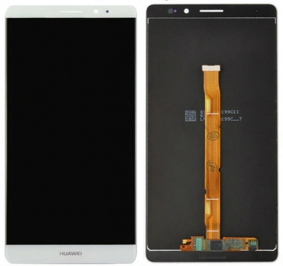 Display lcd + touch completo senza frame per Huawei Mate 8 originale