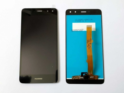 Display lcd + touch completo senza frame per huawei Y6 2017 originale