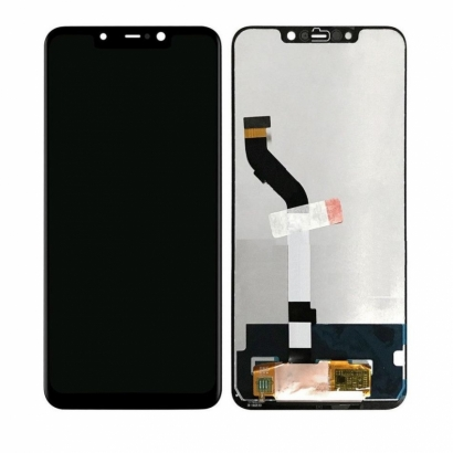 DISPLAY LCD + TOUCHSCREEN DISPLAY COMPLETO SENZA FRAME PER XIAOMI POCOPHONE F1 / POCO F1