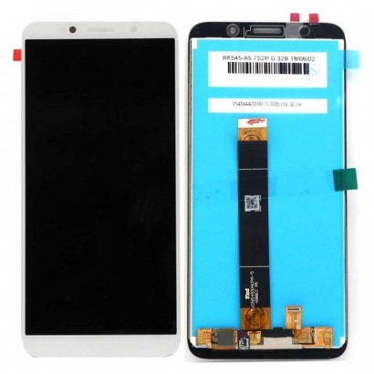 Display lcd + touch completo senza frame per Huawei y5 2018 / honor play 7 / honor 7s