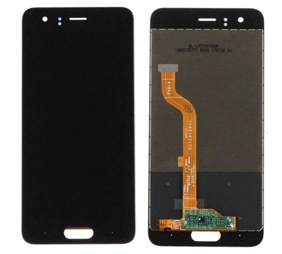 Display lcd + touch completo senza frame per Huawei Honor 9 originale nero