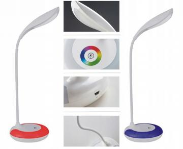 Platinet modern led desk lamp 2IN1