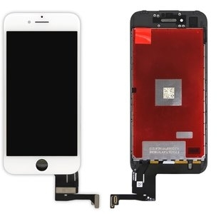 TOUCHSCREEN + DISPLAY LCD DISPLAY COMPLETO PER APPLE IPHONE 7 PLUS 5.5 ORIGINALE