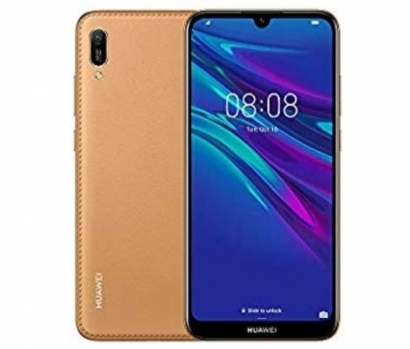 Huawei Y6 2019 32gb dual-sim amber brown