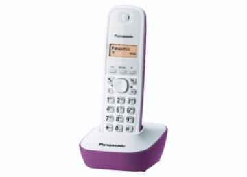 Panasonic kx-tg1611 telefono cordless digitale