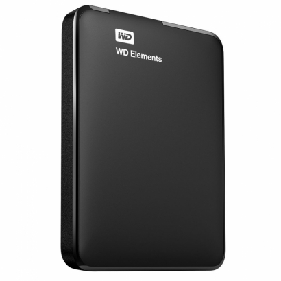 WD ELEMENTS HARD DRIVE ESTERNO 1TB