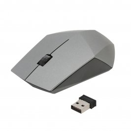 Omega om413 mouse wireless 1200dpi diamante