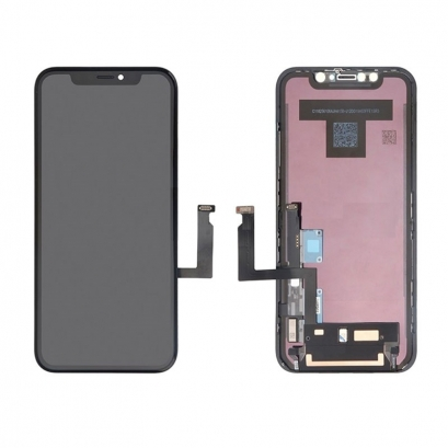 TOUCHSCREEN + DISPLAY LCD DISPLAY COMPLETO PER APPLE IPHONE XR 6.1 TIANMA AAA+