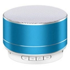 A10u mini cassa audio bluetooth blu
