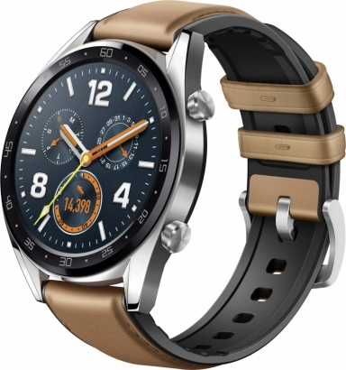 Huawei watch gt ftn-b19 marrone