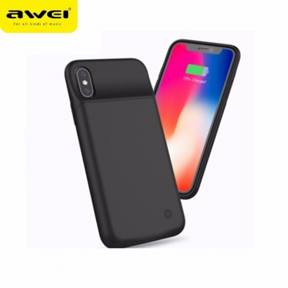 Awei b1 powerbank case per Iphone X 3200mAh