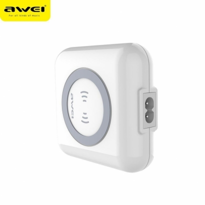 Awei cw1 caricatore wireless  con 5 porte usb