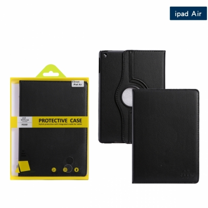 Ellie FG102 custodia cover libro Ipad/5 air nero