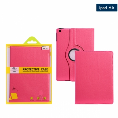 Ellie FG102 custodia cover libro Ipad/5 air rosa