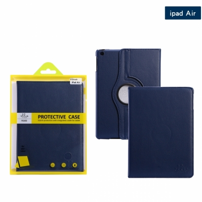 Ellie FG102 custodia cover libro Ipad/5 air blu
