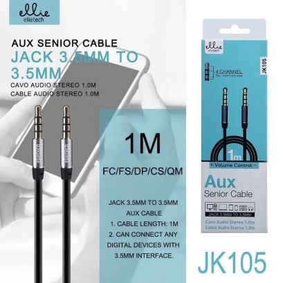 Ellie JK105 cavo audio 1m