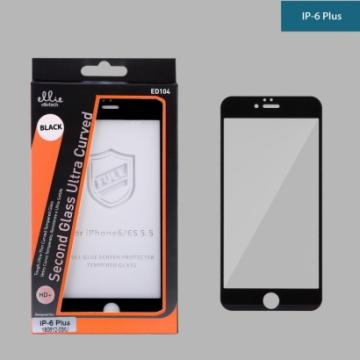 Ellie ED104 pellicola di vetro temperato full glue 4d per iPhone 6 plus