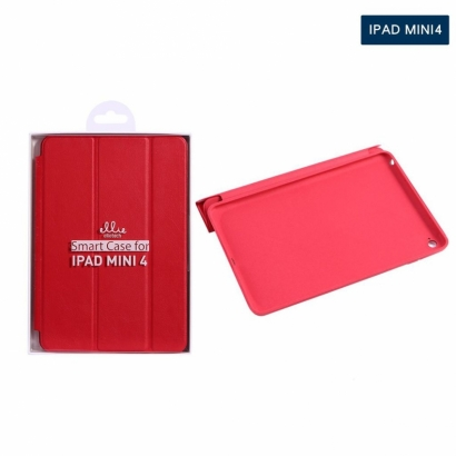 Ellie OG102 smart cover per ipad mini 4 rosso