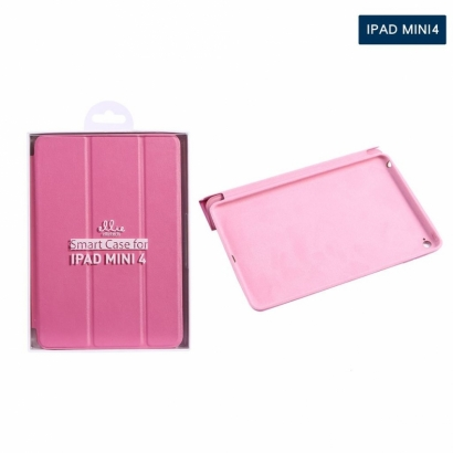 Ellie OG102 smart cover per ipad mini 4 rosa