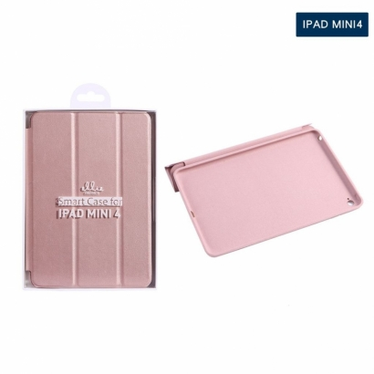 Ellie OG102 smart cover per ipad mini 4 rosa oro