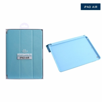 Ellie OG103 smart cover per ipad air blu