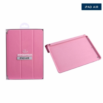 Ellie OG103 smart cover per ipad air rosa