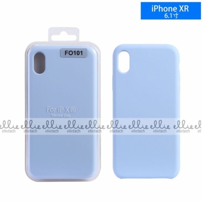 Ellie FO101 custodia cover in silicone per Iphone XR