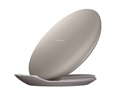 SAMSUNG EP-PG950BBEGWW CARICATORE WIRELESS PAD AND STAND ORIGINALE FAST CHARGE MARRONE
