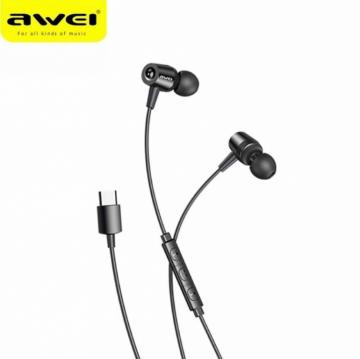 AWEI TC-2 IN-EAR HEADPHONE TYPE-C JACK