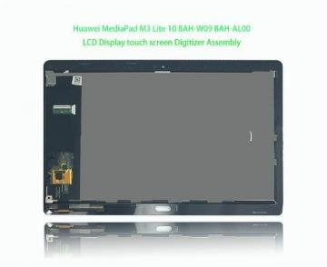 DISPLAY LCD + TOUCHSCREEN DISPLAY COMPLETO SENZA FRAME PER HUAWEI MEDIAPAD M3 LITE 10.1 BAH-L09
