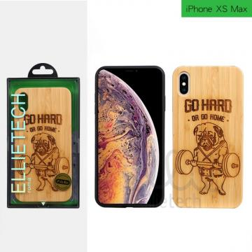 Ellie CA101 custodia LEGNO iphone xs-max 6.5