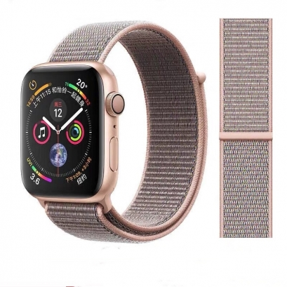 cinturino in nylon per iwatch Sport Loop (44mm)