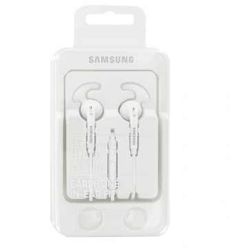 Samsung auricolare originale earphones in-ear fit 12mm