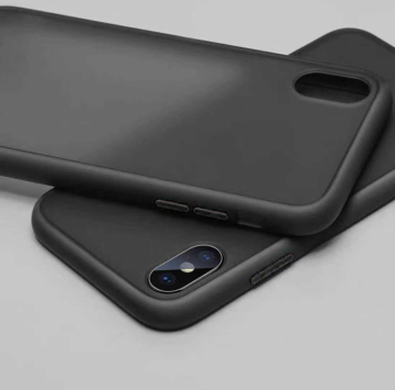 Cover per iphone XR bicolore