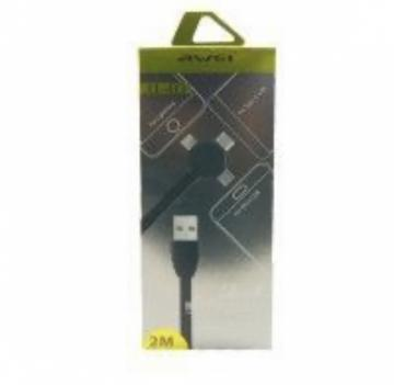 Awei cavo lighting microusb type-c 3in1 cl-83
