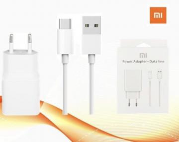 Xiaomi MDY-10-EL alimentatore +cavo type-c fast charge 9v 3a 1m